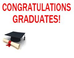 Inspire NOLA Graduations