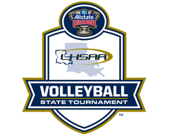LHSAA State Volleyball Tournament