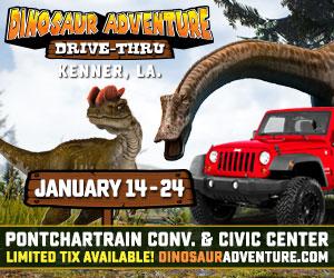 Dino Adventure Drive Thru